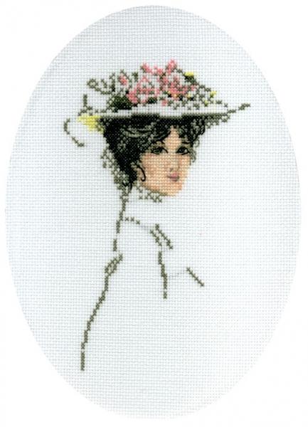 Викторианская дама