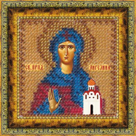 Икона Св. Прпд. Ангелина
