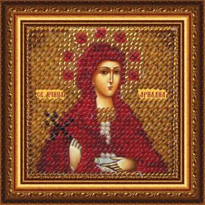 Ариадна икона вышивка бисером