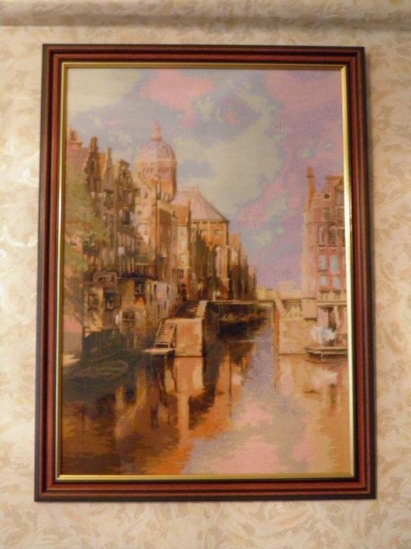 Риолис амстердам вышивка