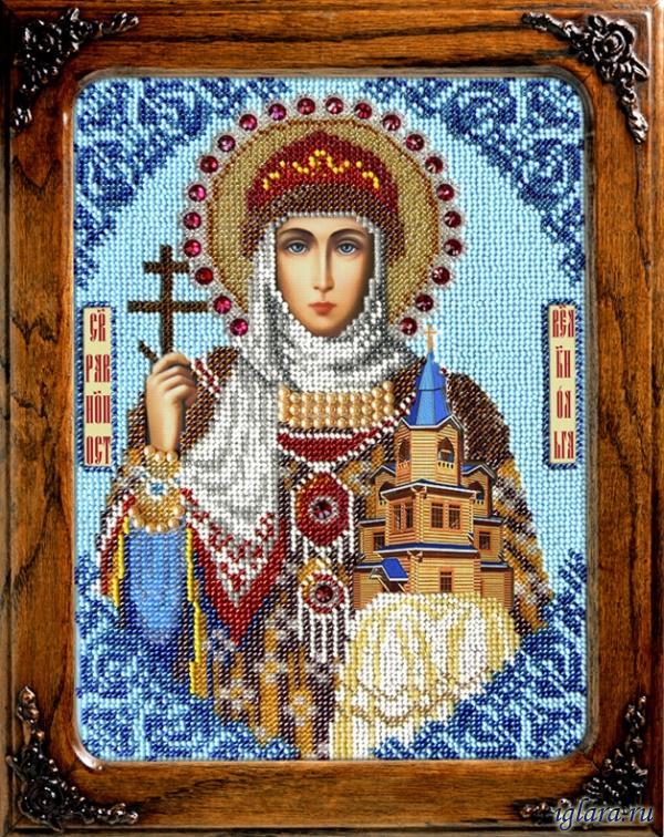 Наборы вышивок икон бисером россия